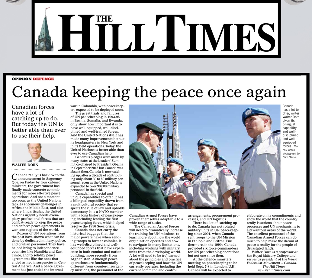 Canada Pkg HillTimes Plaque Cropped 5Sept2016