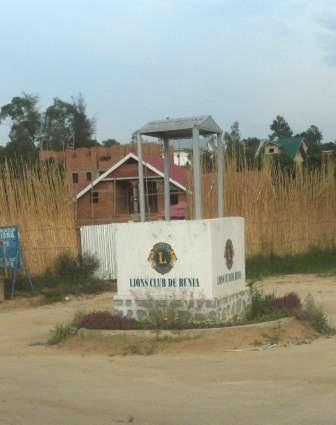 Lions Club reaches to Bunia