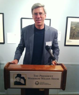 Dorn WoodrowWilsonHouse DornSpeech Podium AutoCorr-Compressed 336x402 24Oct2014